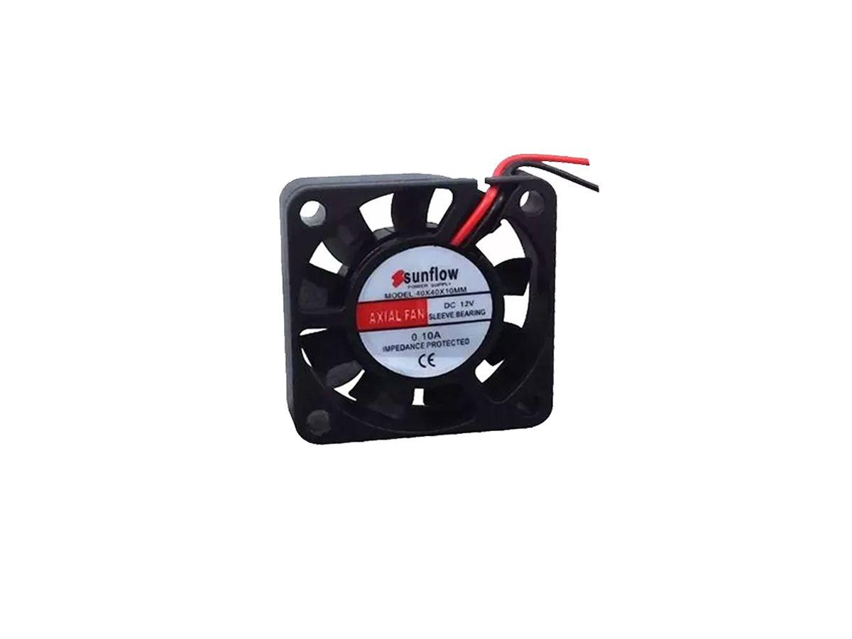 50pcs Ventilador Cooler Ventuinha 40x40x10 12v