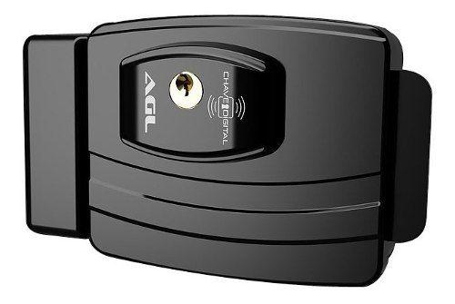 Fechadura Eletrônica Ultra Card Agl Eletrica