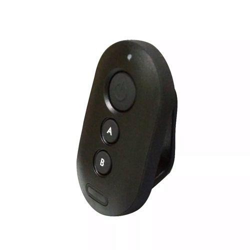 Controle Remoto 433,92mhz Xac 4000 Smart Tx Intelbras Preto