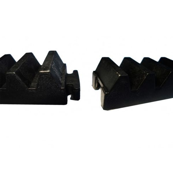 5pcs Gomo Peccinin Dz Gatter Dz Light Dz Super Nylon Original Para Cremalheira 30cm 05 Unidades De 30cm Total 1,50mts