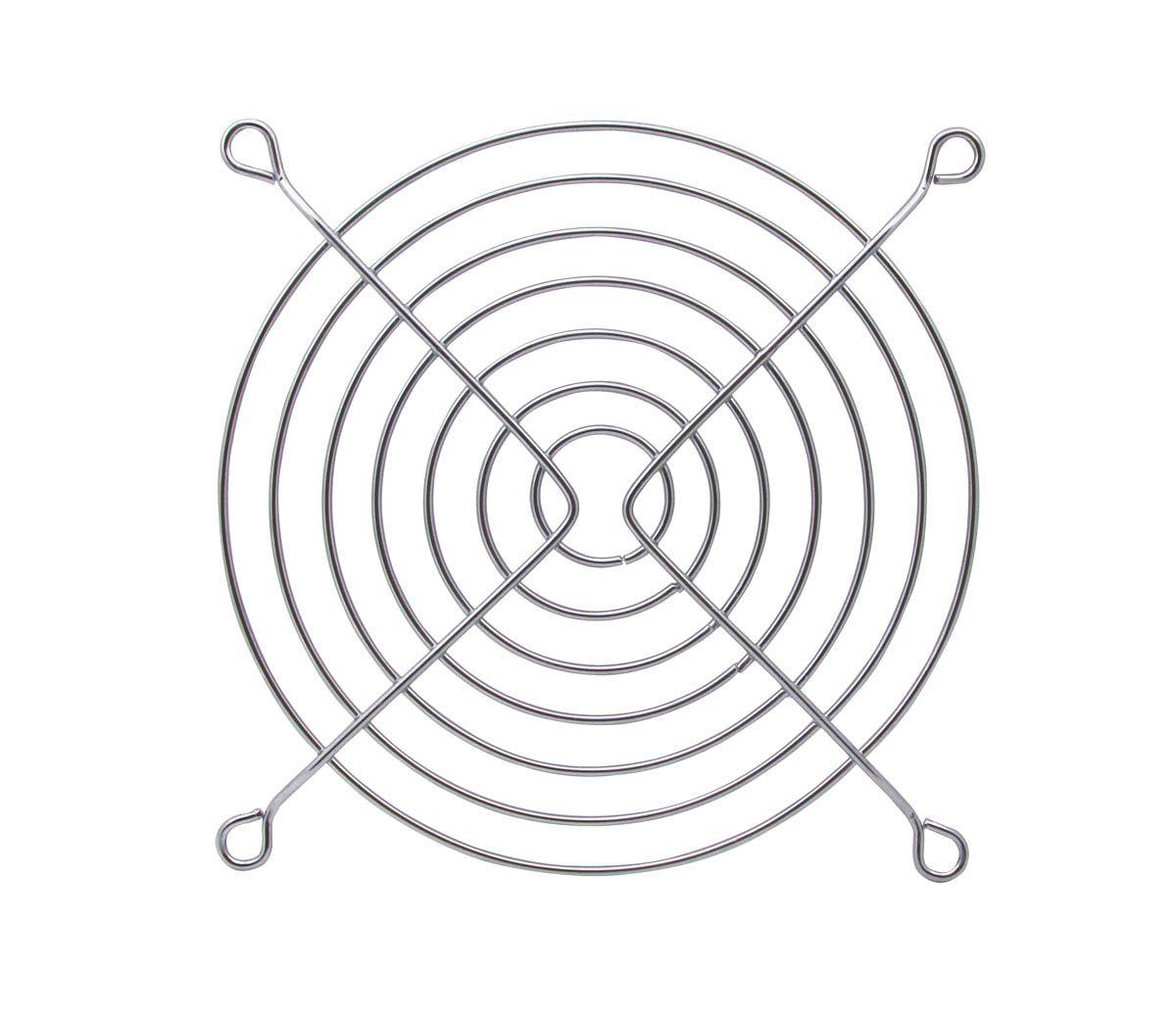 5pcs Grade Tela Metalica Para Cooler Ventuinha 120mm