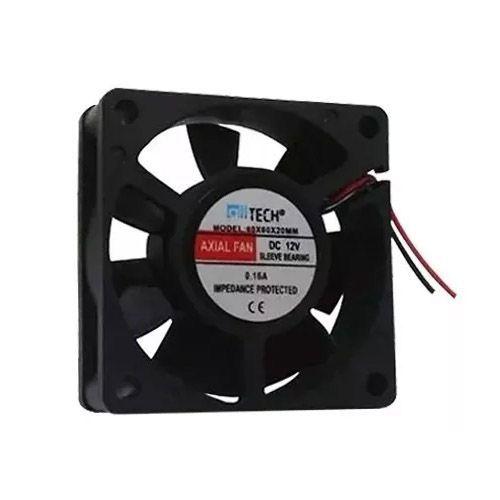 5pcs Ventilador Cooler Ventuinha Fan 60x60x20mm 12v Nova
