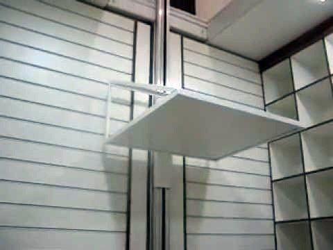 Elevador De Carga Rossi 4,00m 150kgs 220v Restaurante