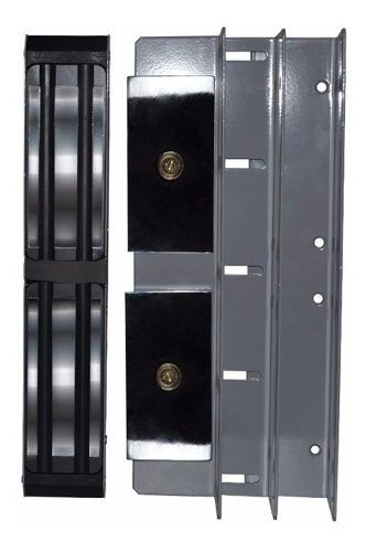 Fechadura Trava Ipec Eletroima Para Portas Força 300kgs M300