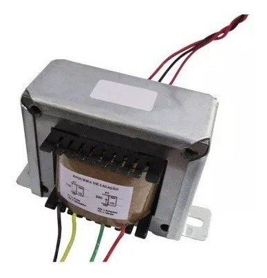 Transformador Trafo 15 + 15v 5a 110v 220v
