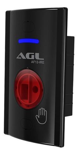 Acionador Infra Vermelho Agl Para Fechaduras 12 Volts AF-12-IR
