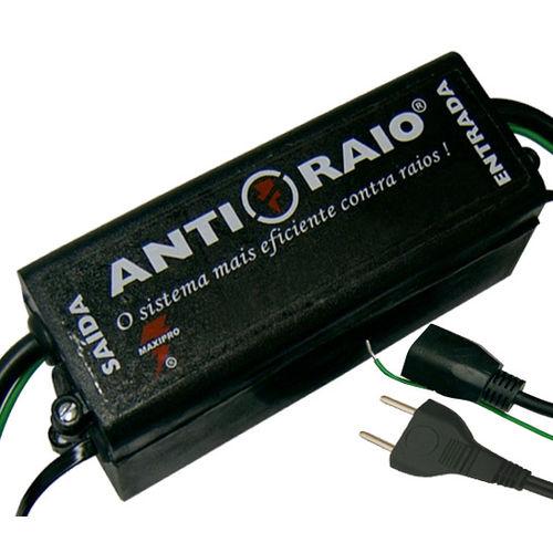 Anti Raio Protetor Para Portão Automatico E Eletronicos 220v