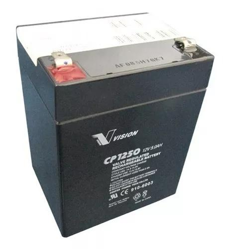 Bateria 12v 5ah Bb Battery Nobreak Sms Apc Bp5-12 Original