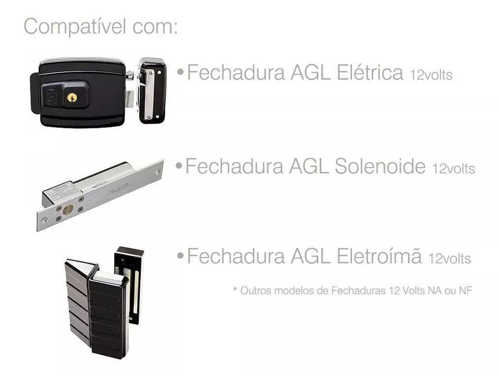 Botoeira Acionador Touch Digital Agl - Novidade Veja