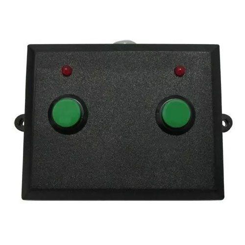Botoeira Comando Intertravamento Fechadura Eletrica Portão