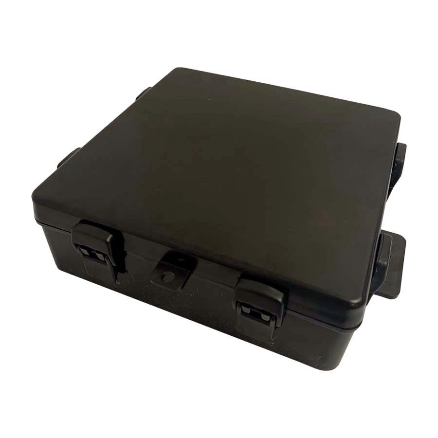 Caixa Hermética Plástica Cftv Central de Comando Cftv Conectores