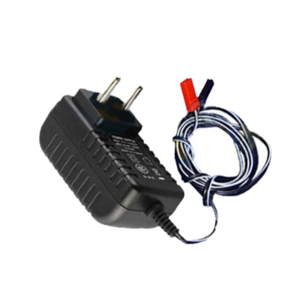 Carregador Bateria Brinquedos Motoca 6v 1,2a Microcontrolad