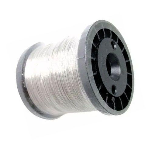 Carretel Arame Aço Inox Cerca Elétrica Fio 0,60mm Bob 320mts