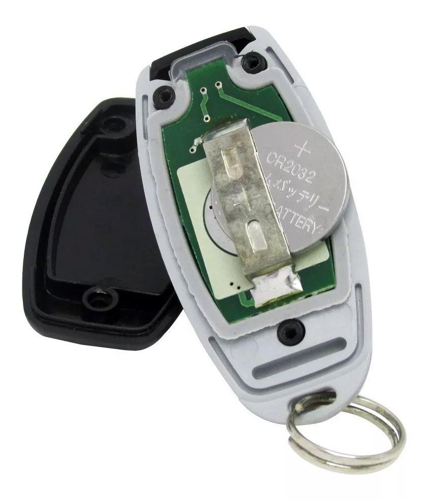 Controle Remoto Portao Automatico 433mhz Slim Chaveiro