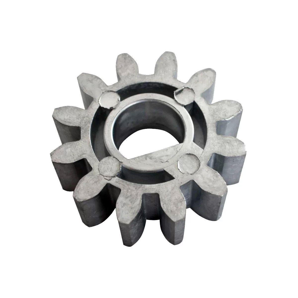 Coroa Rossi Engrenagem Externa Metal 12 Dentes Dz4 Dz3 Nova
