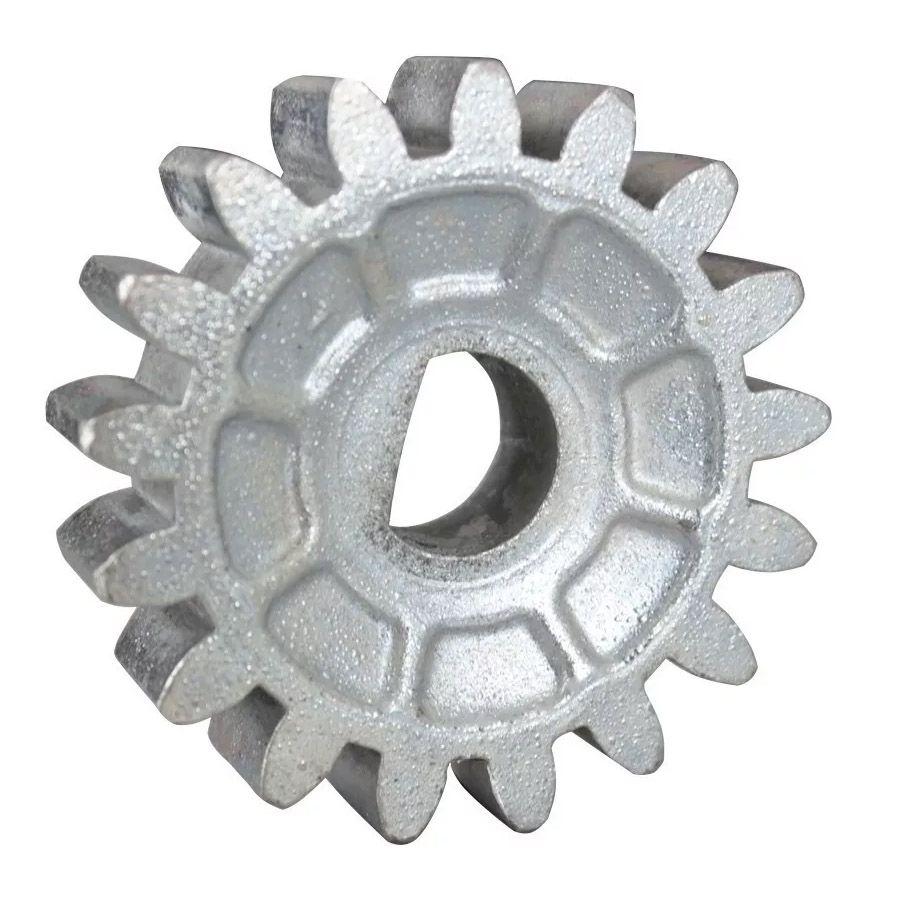 Engrenagem Rossi Ext Metal 17 Dentes Motor Dz3 Dz4 Dznano