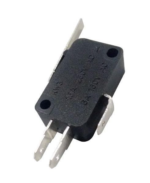 Interruptor Micro Switch Chave Fim de Curso Alavanca Haste 27mm