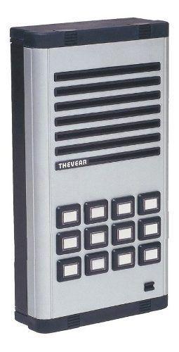 Kit 12 Pontos Thevear Placa + Fonte + Interfones