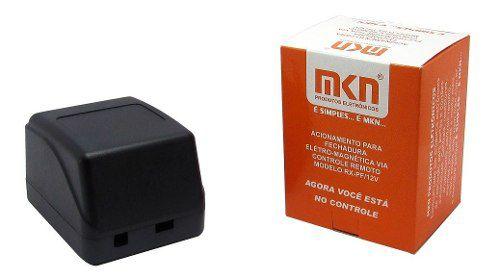 Kit Fechadura Elétrica Zedec Com Receptor E 2 Controles