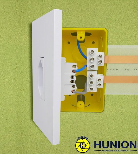 Kit Fita Elétrica Eletrofita 2 Pistas 3 Metros 750v/10amp