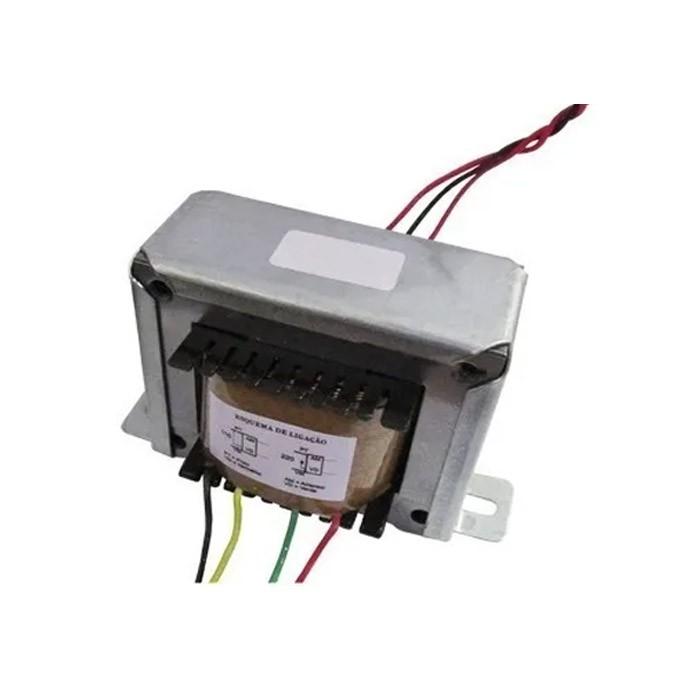 Transformador Trafo 12+12v 5a Bivolt Eletronica Eletrica