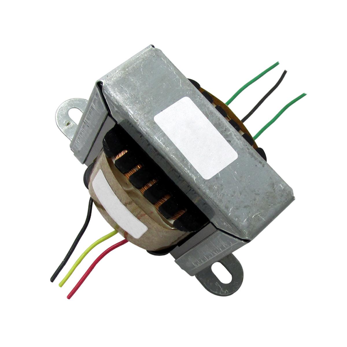 Transformador Trafo 15+15v 500ma Bivolt Eletronica Eletrica
