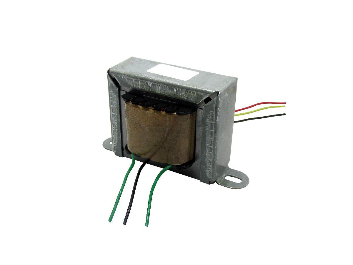 Transformador Trafo 24+24v 100ma Bivolt Eletronica