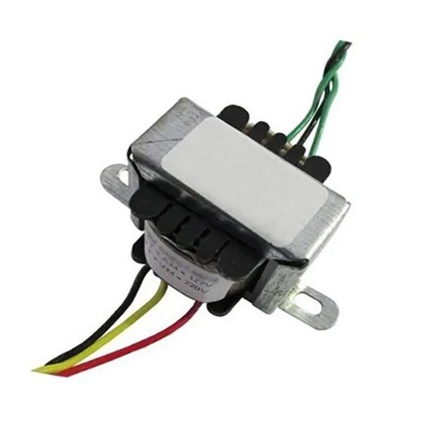 Transformador Trafo 24+24v 200ma Bivolt Eletronica