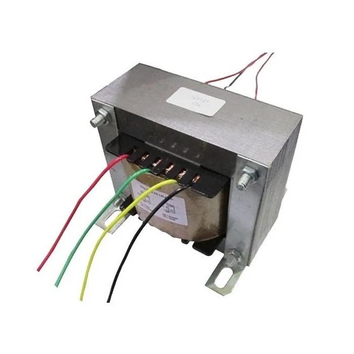 Transformador Trafo 6+6v 10a Bivolt Eletronica