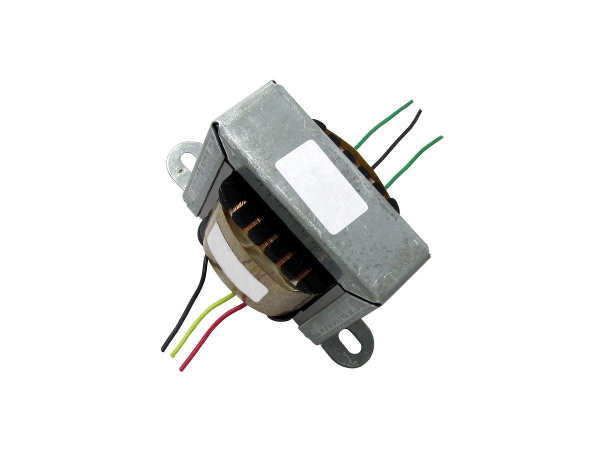 Transformador Trafo 9+9v 100ma Bivolt Eletronica