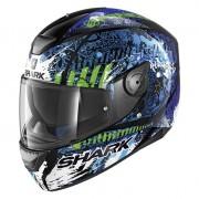 Capacete Shark D-Skwal Switch Rider 2 KBG Promoção