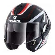 Capacete Shark Evoline S3  Hyrium KWR Promoção