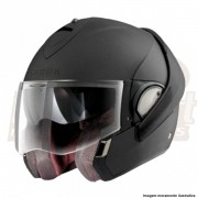 Capacete Shark Evoline S3 Matt Black KMA