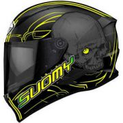 Capacete Suomy Speedstar Amlet Matt Yello