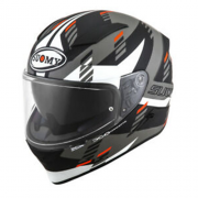 Capacete Suomy  Speedstar  Flow Matt White/Grey