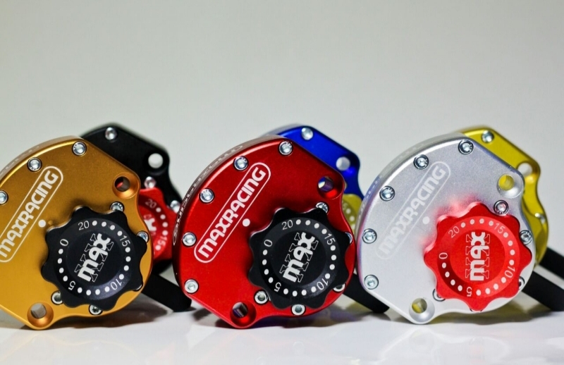 Amortecedor de direção Esportivo Para Yamaha MT 03 Guidão Original