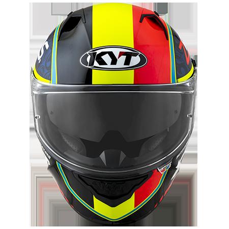 Capacete KYT NF-R Xavier Simeon Replica Black