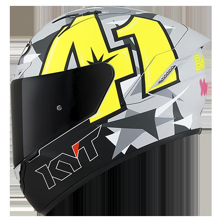 Capacete KYT NX Race Aleix Espargaro Replica Matt