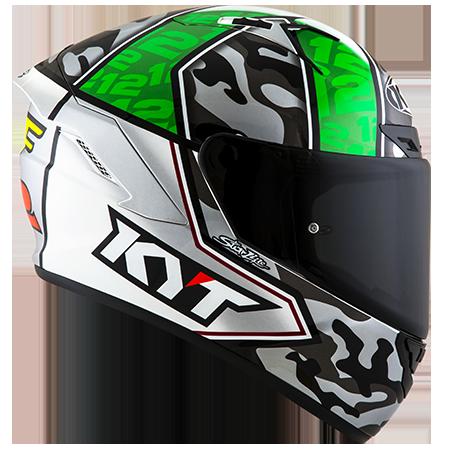 Capacete KYT NX Race Xavi Fores Replica
