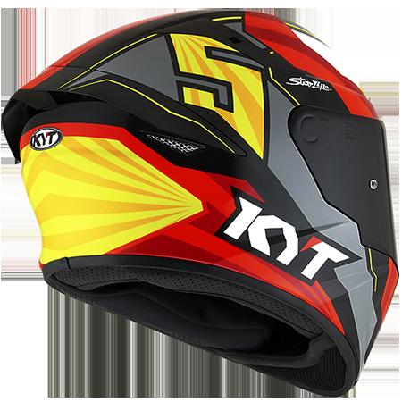 Capacete KYT TT-Course Jaume Masia Replica