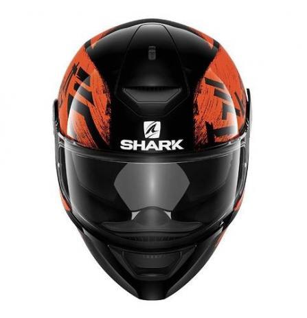 Capacete Shark D-Skwal Hiwo KOK Promoção