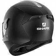 Capacete Shark D-Skwal V2  Blank Matt KMA Preto