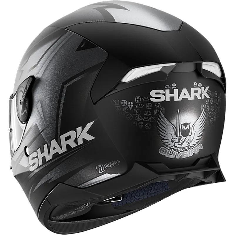 Capacete Shark D-Skwal V2 Noxxys KAS