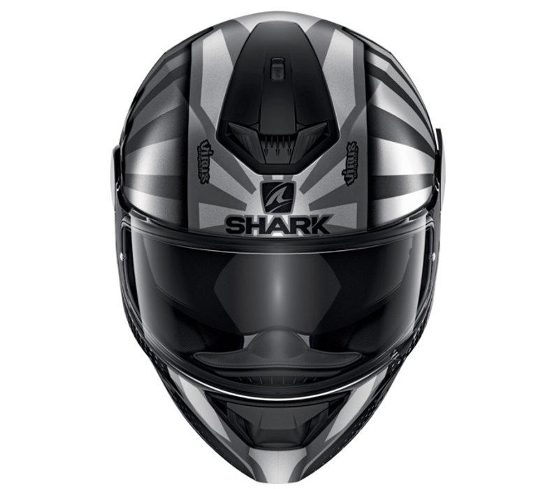 Capacete Shark D-Skwal V2 Replica Zarco 2019 Mat ASA Promoção