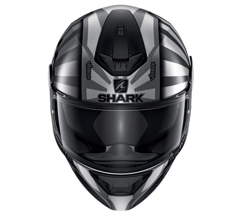 Capacete Shark D-Skwal V2 Replica Zarco 2019 Matt ASA