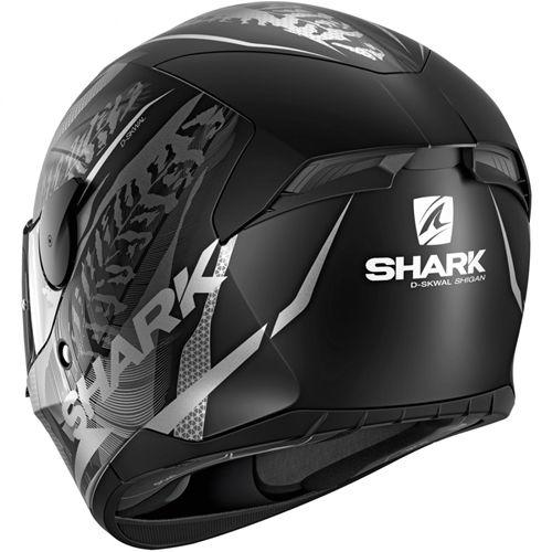 Capacete Shark D-Skwal V2 Shigan Matt KSS