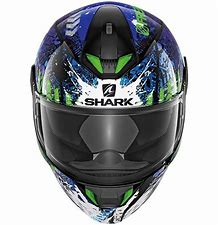 Capacete Shark D-Skwal V2 Switch Rider KBG