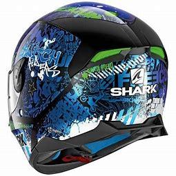 Capacete Shark D-Skwal V2 Switch Rider KBG Promoção