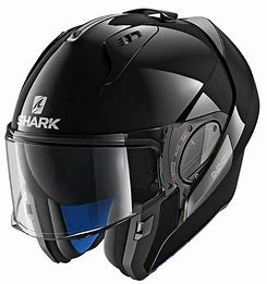 Capacete Shark Evo One ES Black BLK