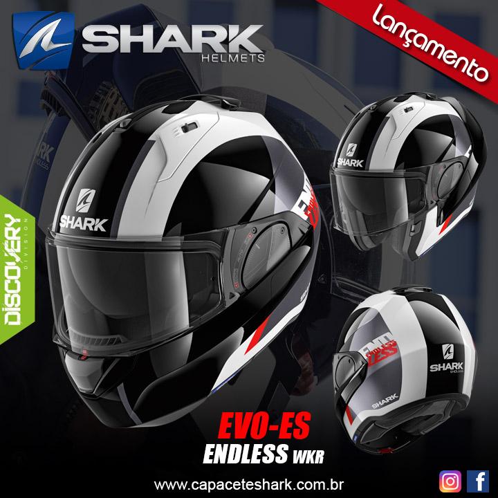 Capacete Shark Evo One ES Endless WKR